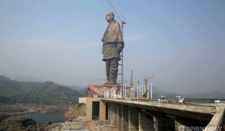 3 facts about the tallest statue in the world that was built in India