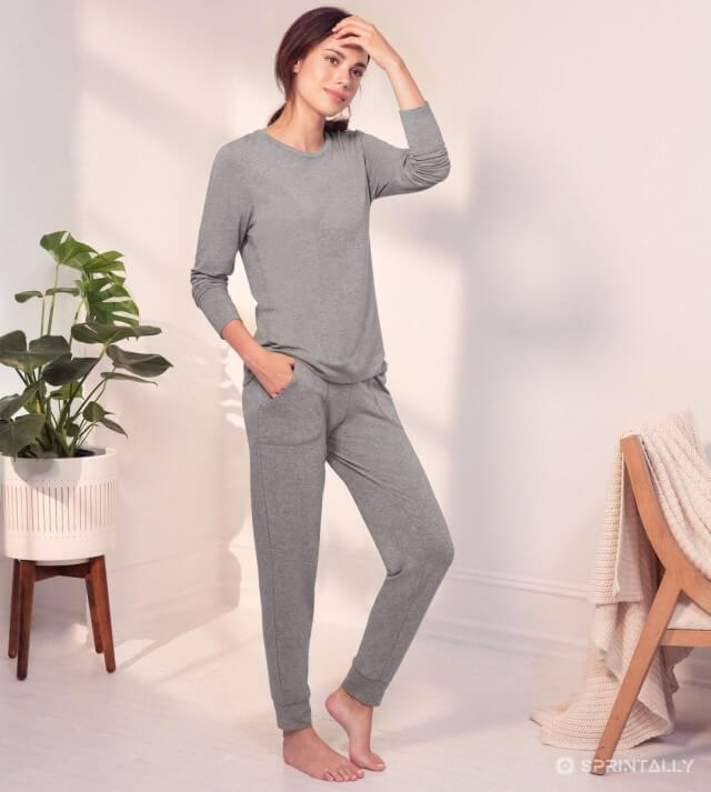organic cotton homewear