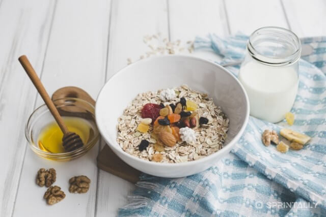 Risks associated with oatmeal diet