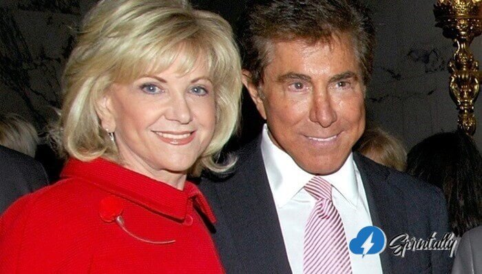 Stephen and Elaine Wynn