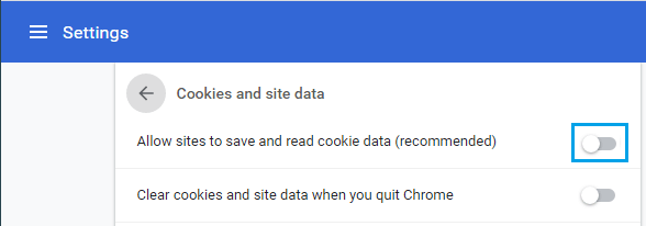 disable-cookies-in-chrome-browser-windows