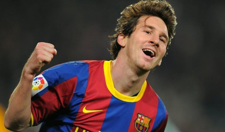 Lionel Messi, biography, news, photos!