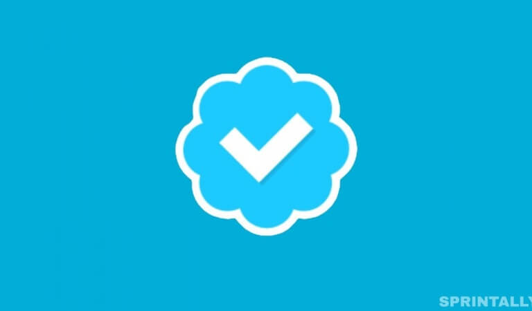 How to get verified badge on your social media page?
