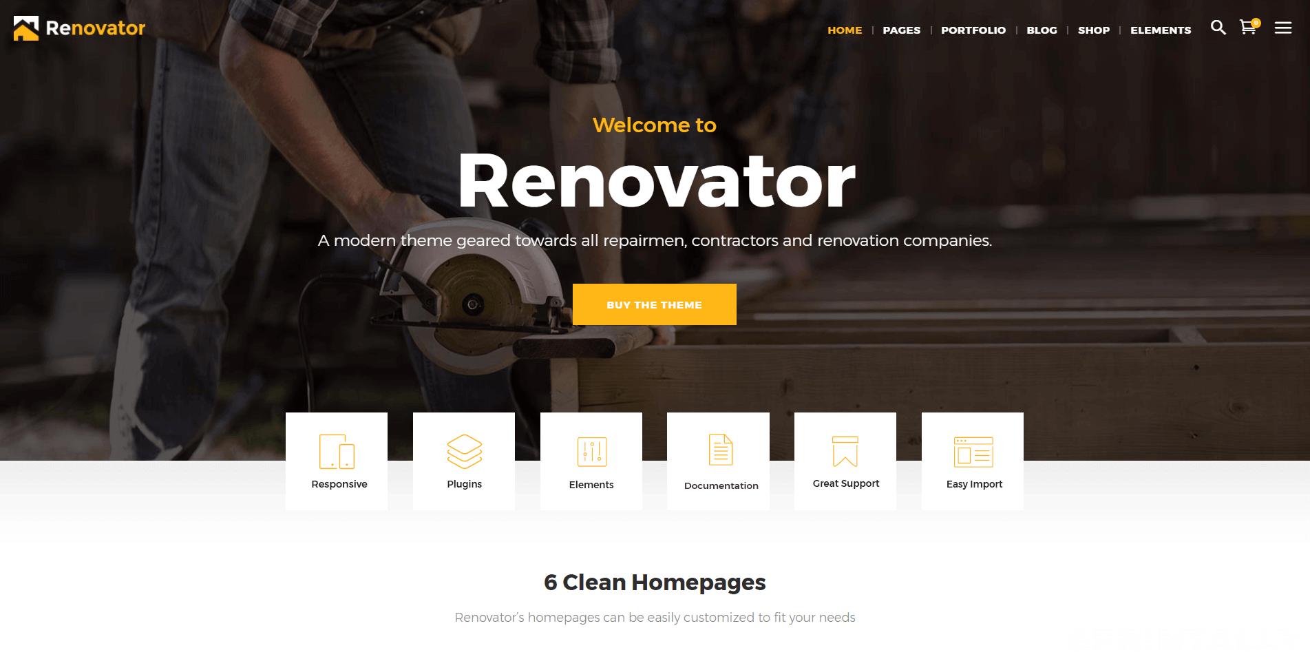 Repairman, Contractor Business