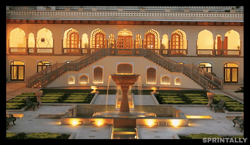 The Taj Rambagh Palace