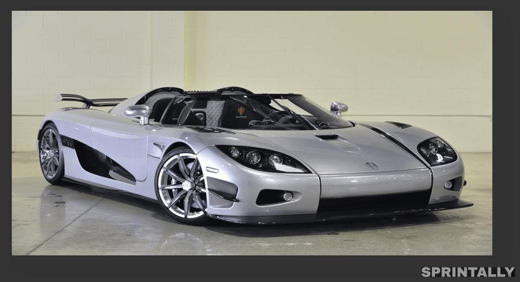 Koenigsegg Ccxr Trevita - $4.8 Million