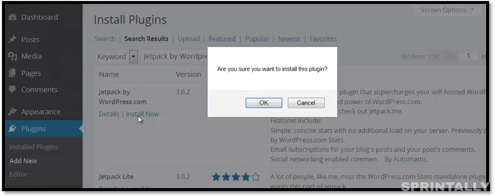 Do You Want To Install The Plugin
