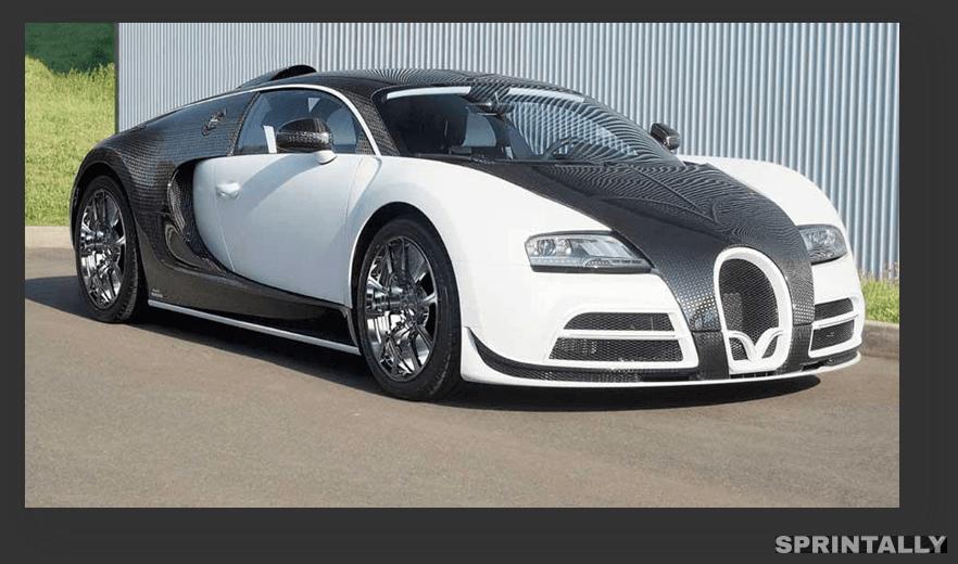 Bugatti Veyron, Mansory Vivere