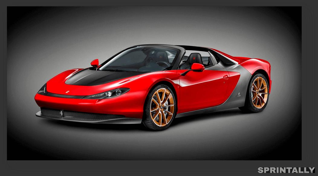 Ferrari Pininfarina Sergio - $ 3 Million