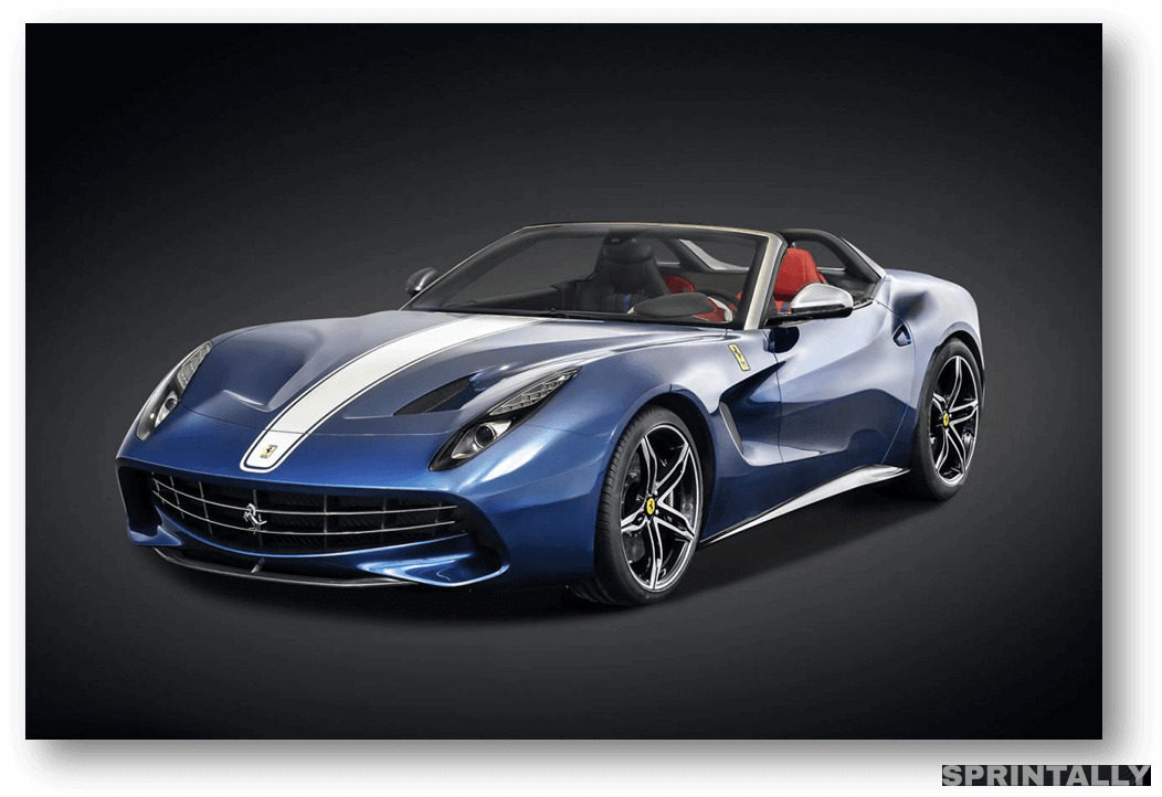 Ferrari F60 America - $ 2.5 Million
