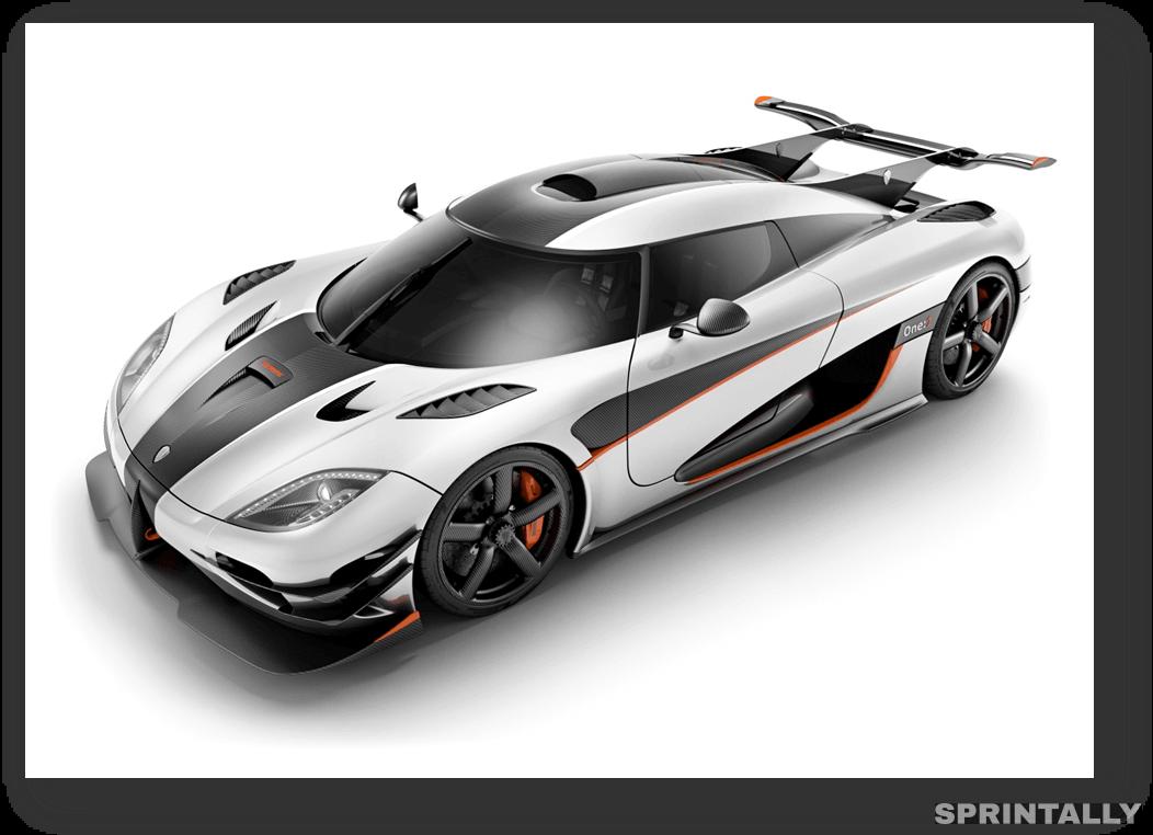 Koenigsegg One:1 - $ 2 Million