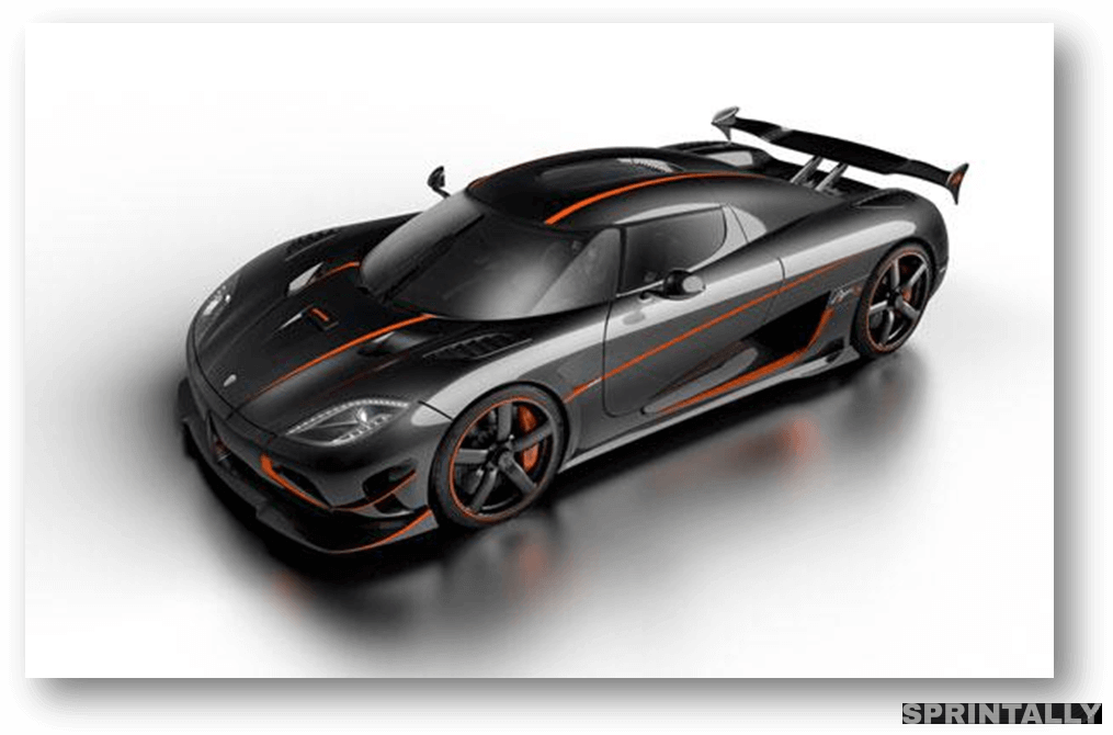 Koenigsegg Regera - $ 2 Million
