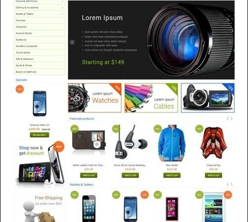 10 best Magento themes for your next shopping website