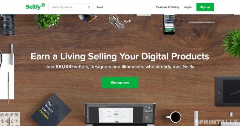 Sell Digital Goods