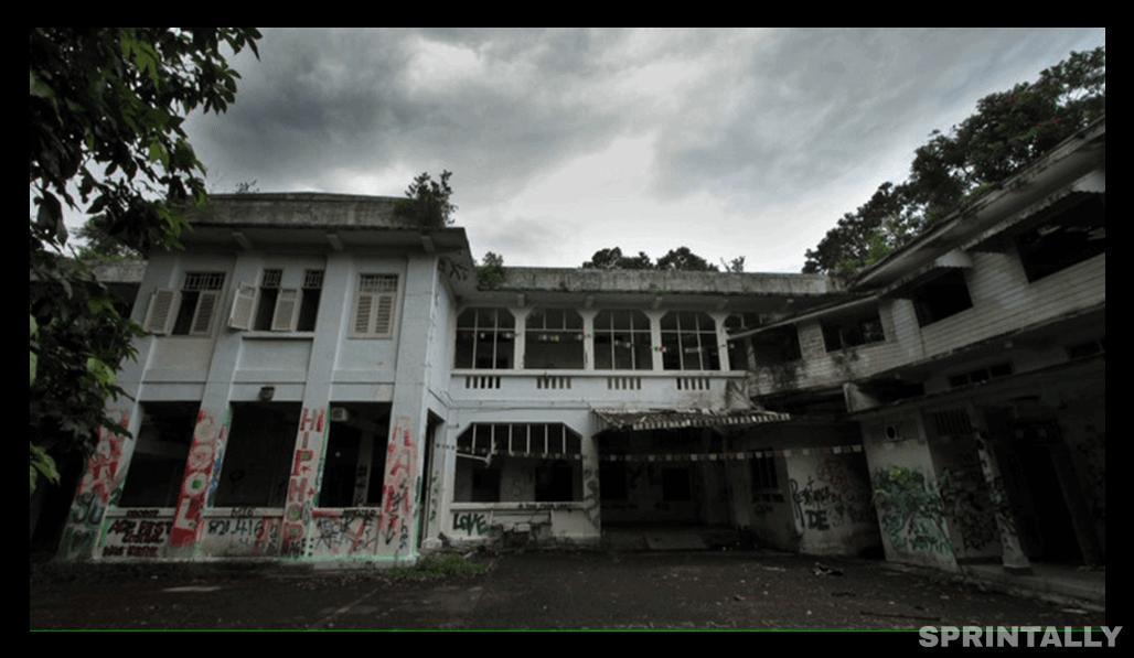 The Old Changi Hospital Singapore