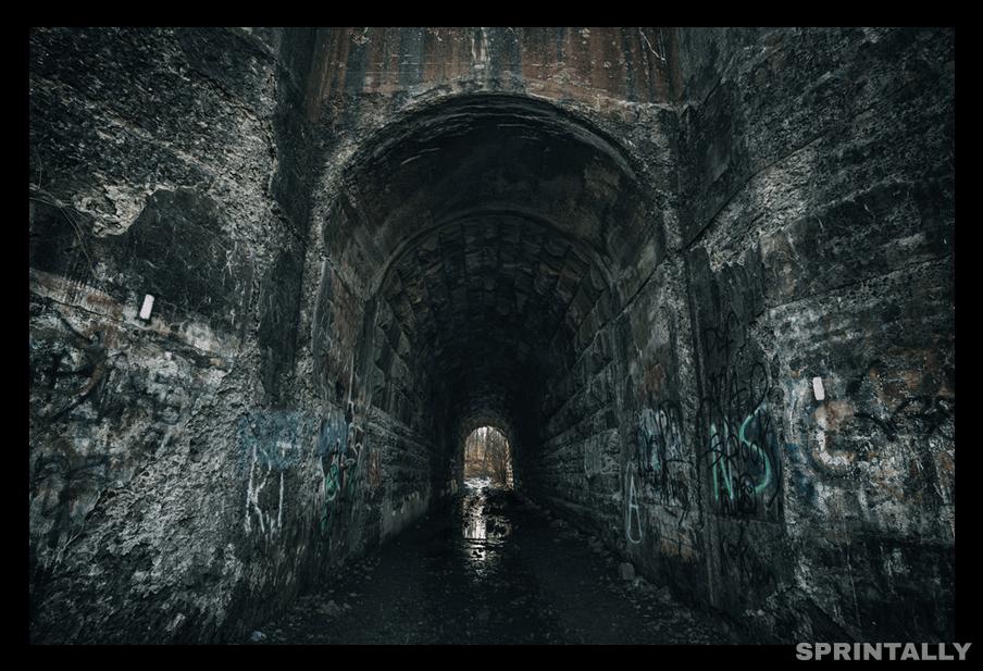 Screaming Tunnel, Niagara Falls - Ontario