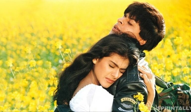 10 MOST ROMANTIC BOLLYWOOD MOVIES