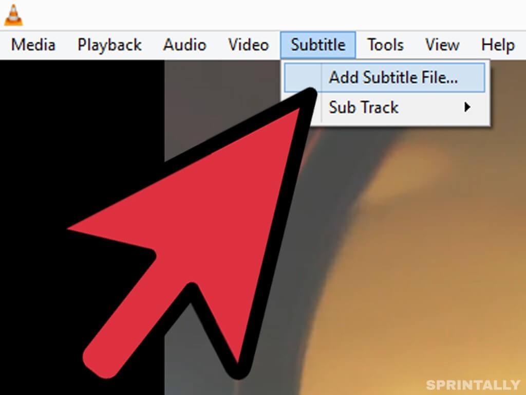 Download Plus Add Subtitle File