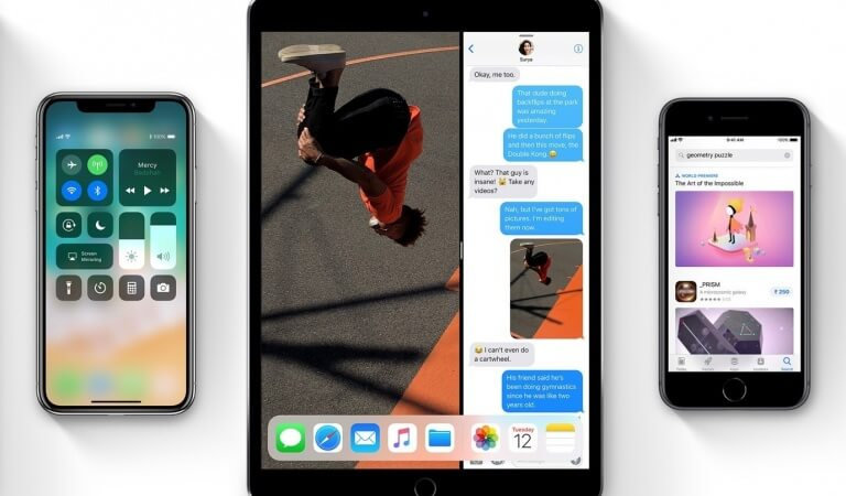 WHAT ARE THE BEST FEATURES OF THE LATEST APPLE  iOS 11