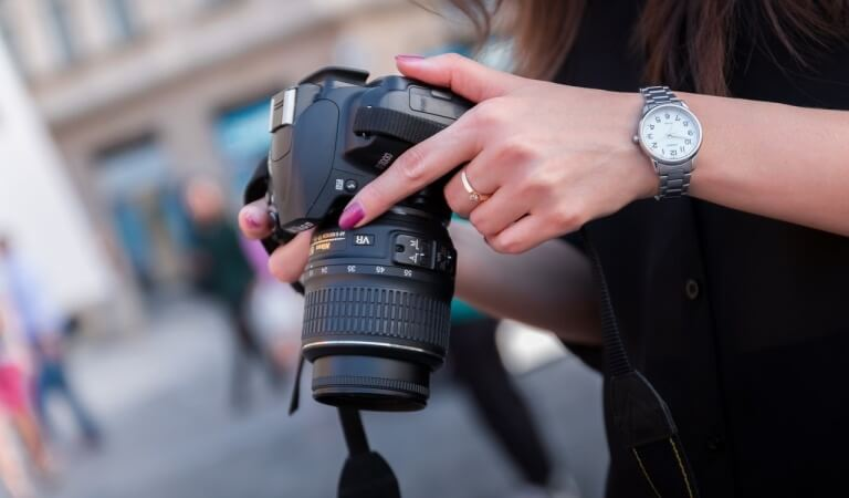The 10 Best DSLR for professional photographers.