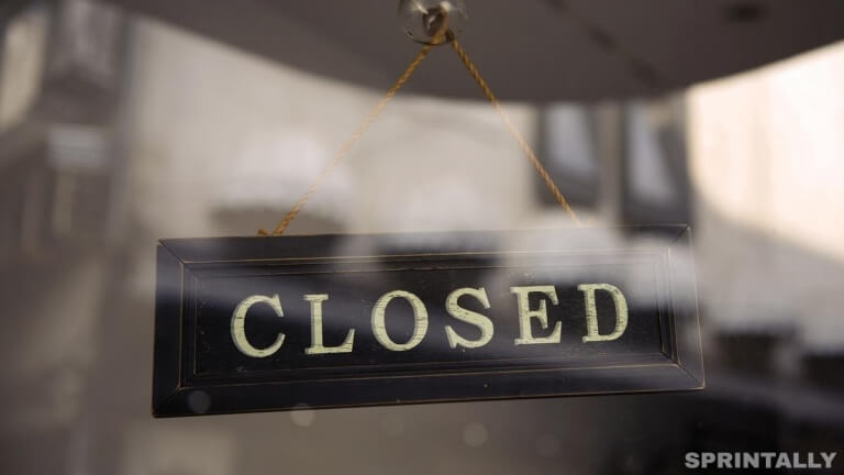 Shutdown Your Registered Business Legally