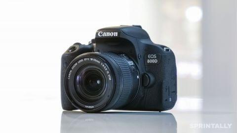 Canon Eos Rebel T7I / Canon Eos 800D