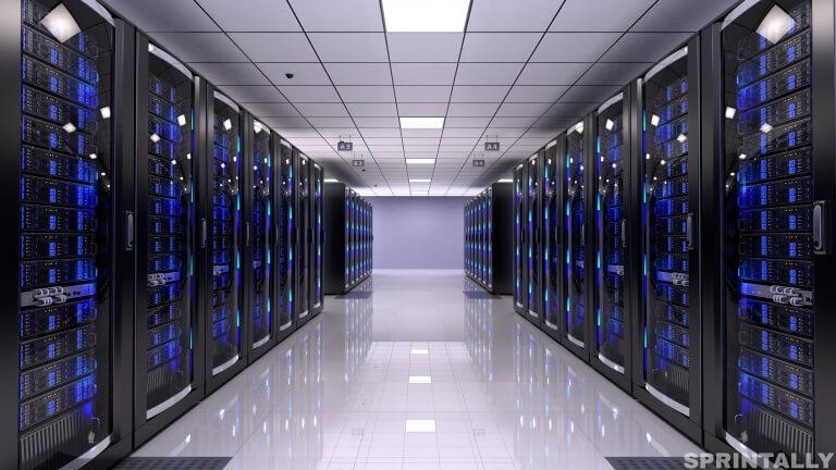 server-room