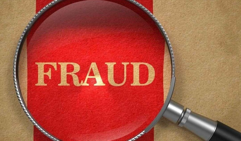 How to identify a company if they are fraud?