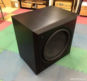 Seaton Sound F18+