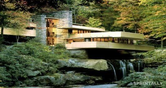 Fallingwater Designed