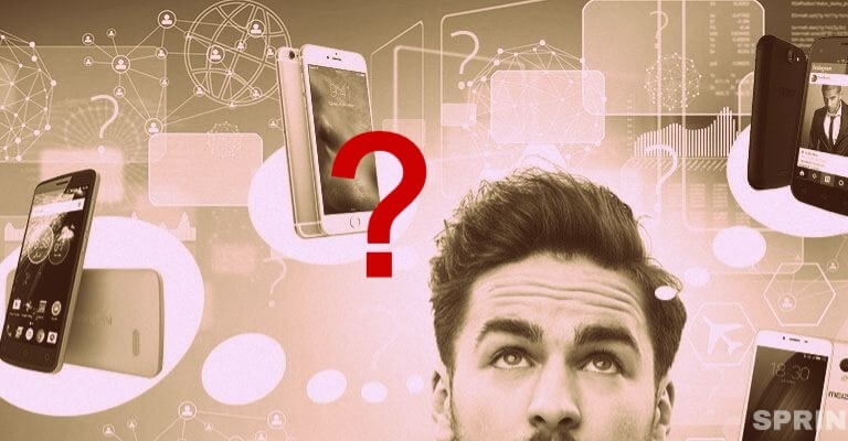 How to choose a smartphone by parameters?