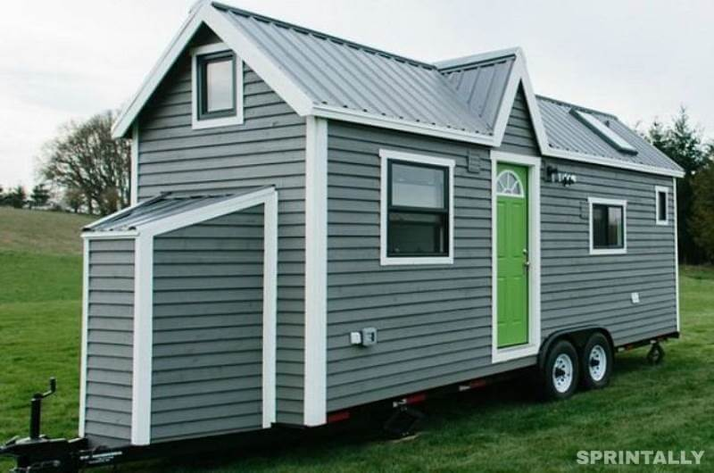 The House On Wheels