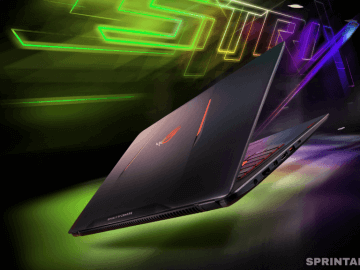 ASUS ROG GL502VS gaming laptops