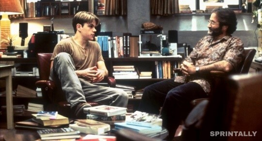 Clever Will Hunting