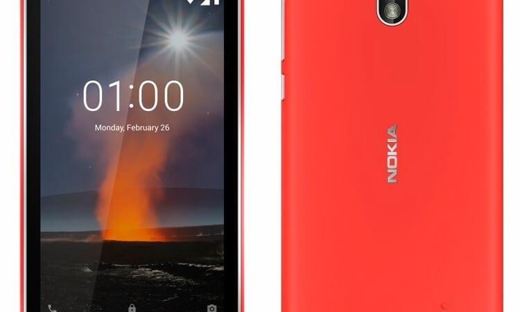 Review of Nokia 1