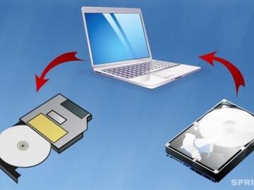 additional hard disk