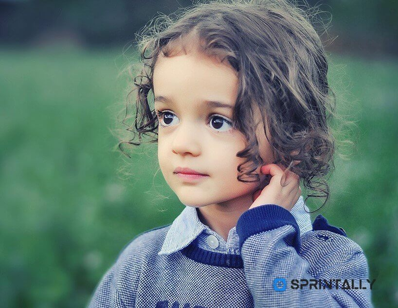 23 Most Beautiful Children Models In The World Sprintally