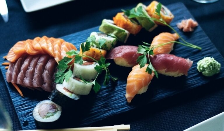4 simple home sushi recipes