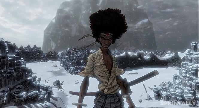 Afro Samurai 2 Revenge Of Kuma - Volume 1