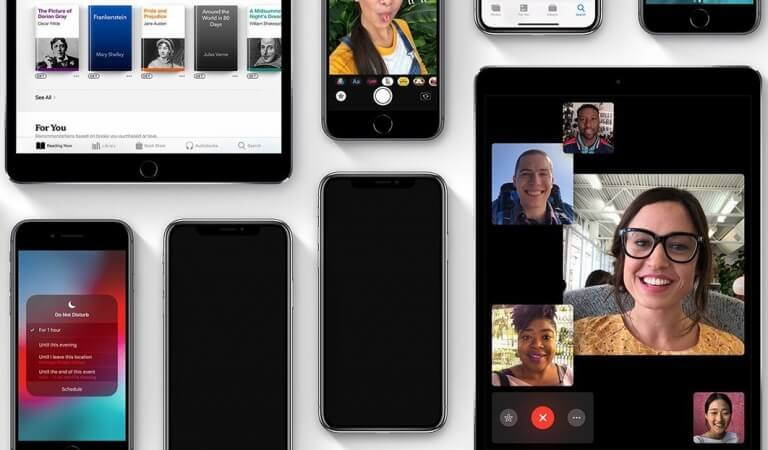 We have installed a public beta iOS 12. Here are the 5 most interesting functions