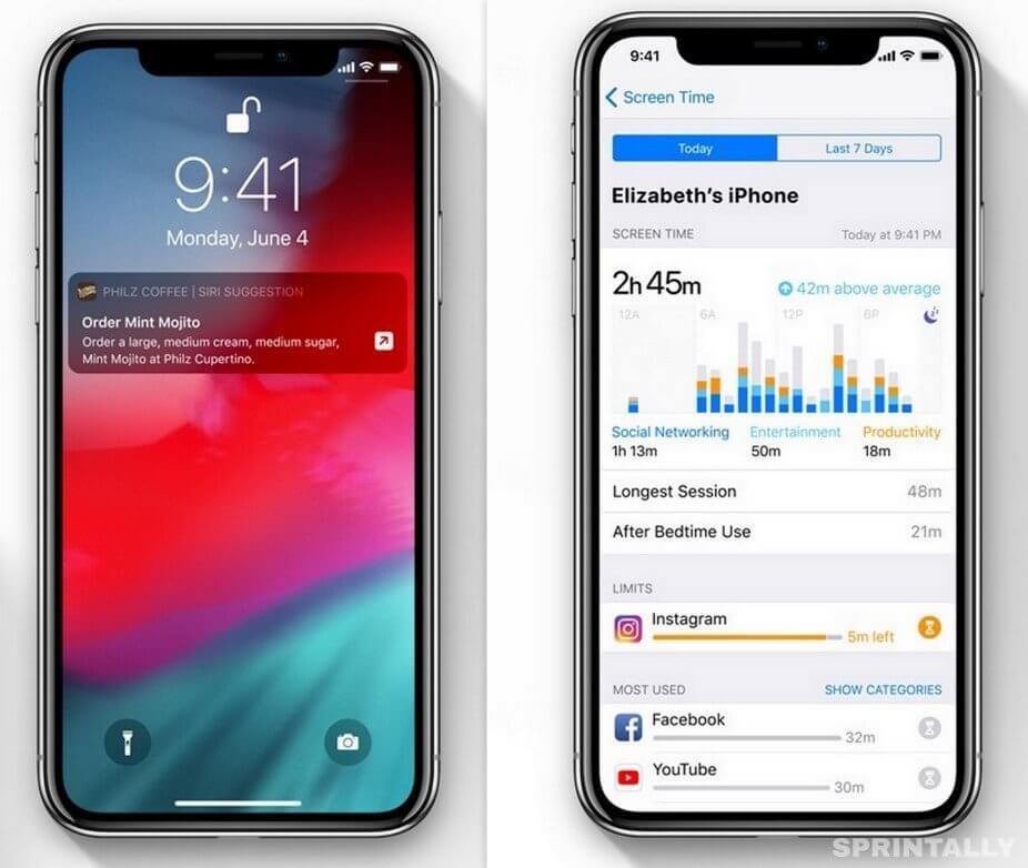 Iphone X Ios 12 Beta