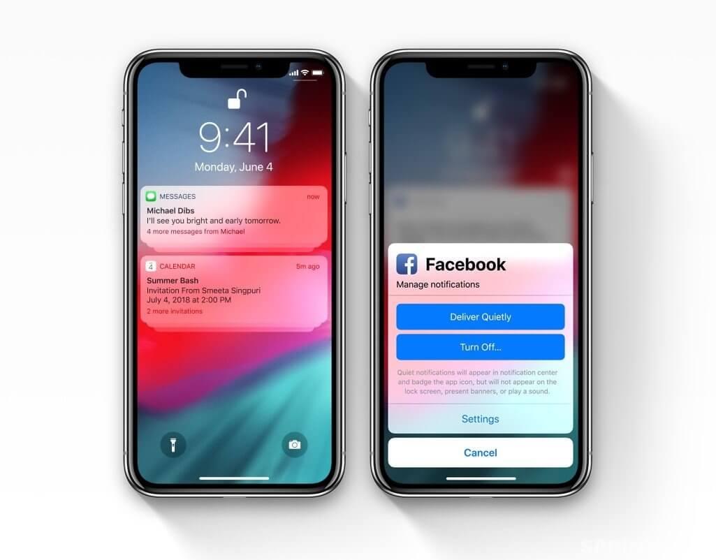 Lock Screen Iphone X