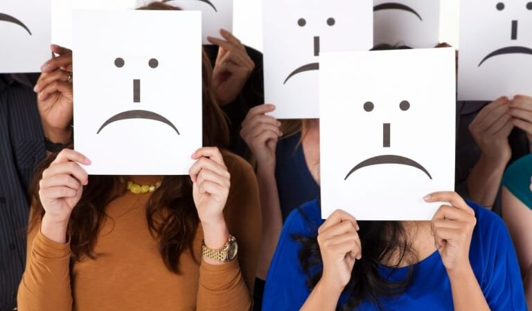 15 Indications Of Negative People