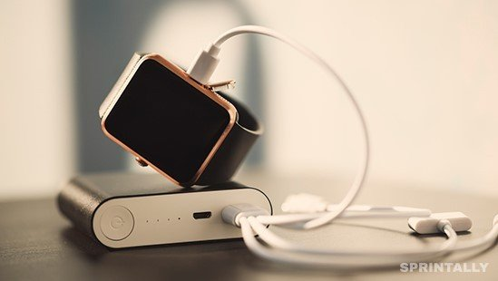 Smartwatch And Powerbank