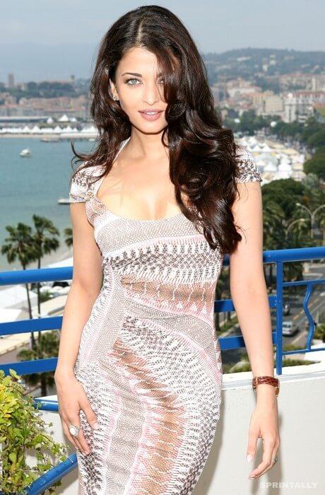 Aishwarya Rai In Cannes, 2006