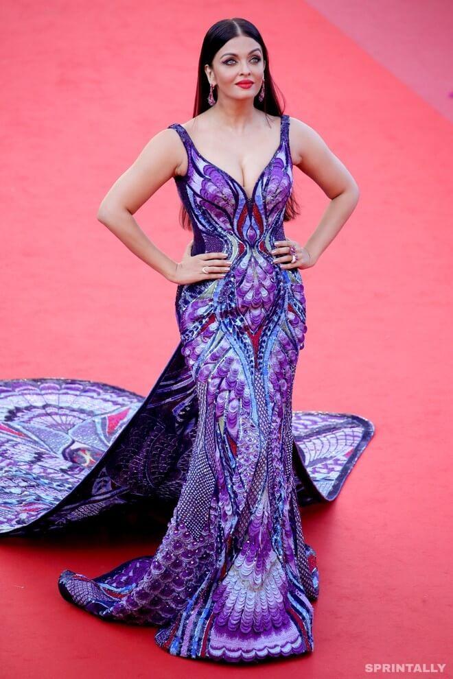Aishwarya Rai In Cannes, 2018