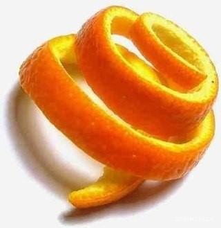Crusts Of Mandarins