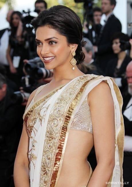 Deepika Padukone In Cannes, 2010