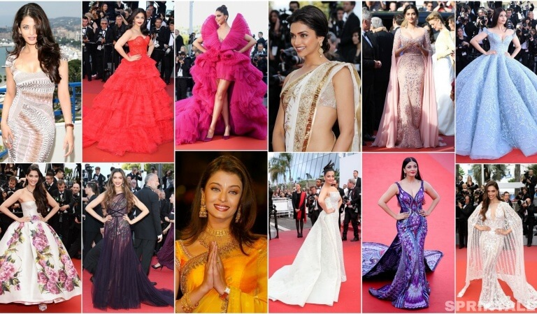 Eastern Princesses: Indian beauties in Cannes