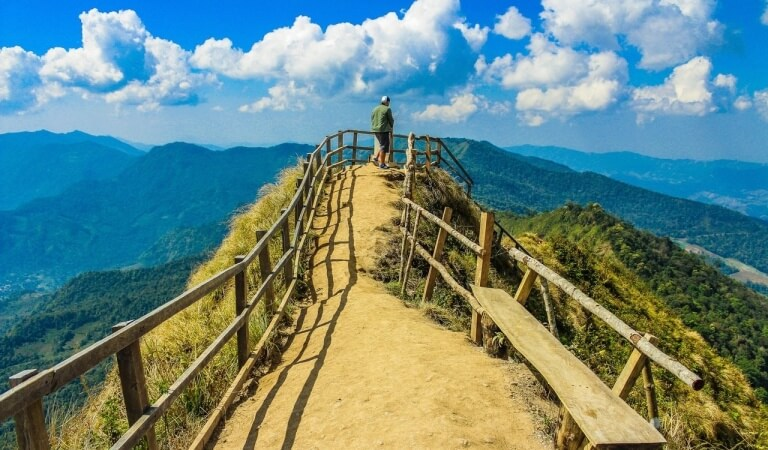 The 5 most beautiful places in the Thailand
